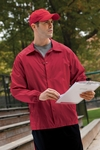 Harriton Men's Jacket: Nylon Coach's (M775)