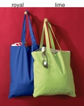 BAGedge Tote Bag: 100% Cotton Canvas (BE003)