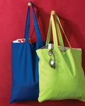 BAGedge Tote Bag: 100% Cotton Canvas Promo (BE007)