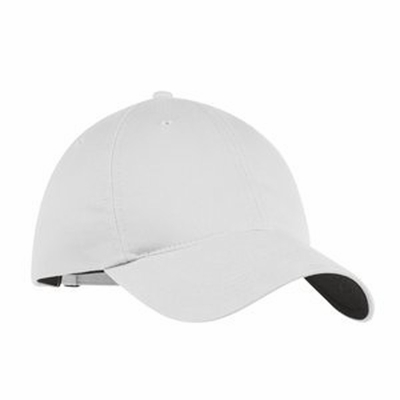 Nike Cap: 100% Cotton Unstructured Twill (580087)