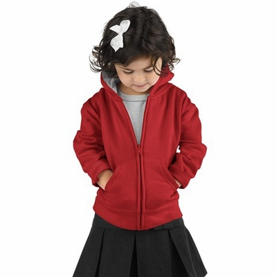 Precious Cargo Toddler Sweatshirt: Full-Zip Hoodie (CAR12)
