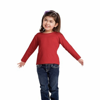 Precious Cargo Toddler T-Shirt: 100% Cotton Long Sleeve (CAR24)