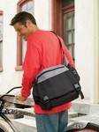 BAGedge Messenger Bag: Bike (BE023)