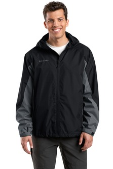 Columbia Sportswear Men's Jacket: Bridge Creek Falls (XM3253)