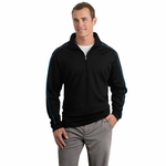Nike Men's Jacket: Dri-FIT 1/2-Zip Cover-Up (354060)
