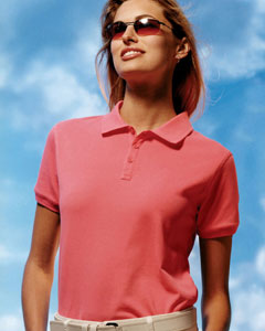 Devon & Jones Women's Polo Shirt: Dri-Fast Pique (DG105W)