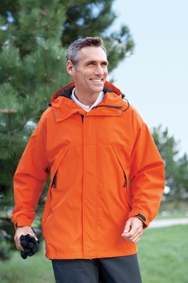 Devon & Jones Men's Parka: Three-Season Sport (D735)