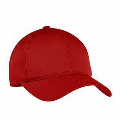 Port Authority Cap: Fine Twill (C800)