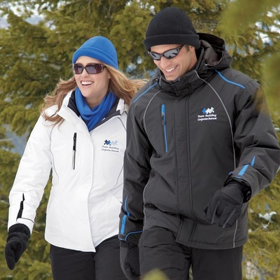 North End Women's Jacket: Insulated Seam-Sealed w/ Reflective Piping (78652)