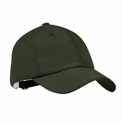 Port Authority Cap: Nylon Sueded Lightly Structured (C850)