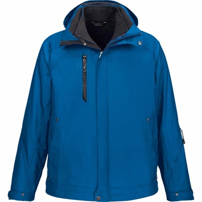 North End Men's Jacket: 3-in-1 Waterproof w/ Soft Shell Liner (88178)
