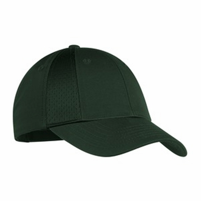 Port Authority Cap: Mesh Inset Hook and Loop Closure (C866)