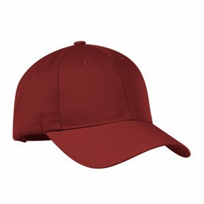 Port Authority Cap: Nylon Twill Quick-Dry Sweatband (C868)