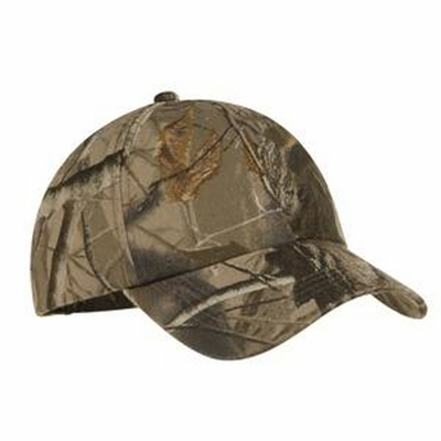 Port Authority Cap: Pro Series Garment-Washed Camouflage (C871)