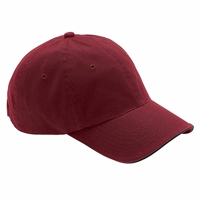 Port Authority Cap: Bamboo Sandwich Bill (C873)