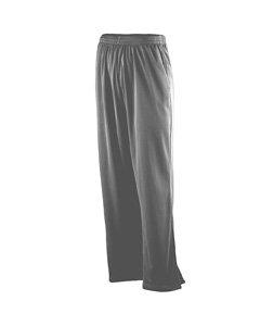 Augusta Sportswear Men's Pants: 100% Polyester Solid Brushed Tricot with Side Pockets (725)
