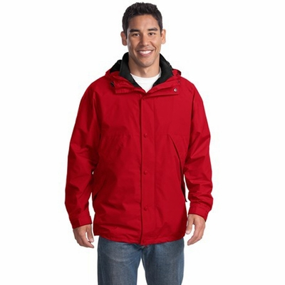 Port Authority Men's Jacket: 3-in-1 Solid (J777)