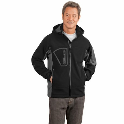 Port Authority Men's Jacket: Waterproof Soft Shell (J798)