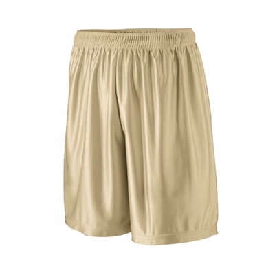 Augusta Sportswear Men's Shorts: 100% Polyester Dazzle Fabric 7-Inch with Inside Drawcord (920)