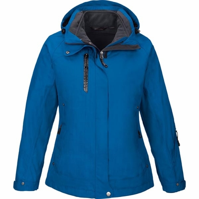 North End Women's Jacket: 3-in-1 Versatile Soft Shell Lined (78178)