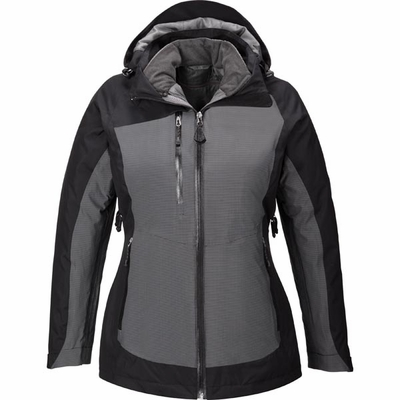 North End Women's Jacket: 3-in-1 Insulated w/ Waterproof Shell (78663)