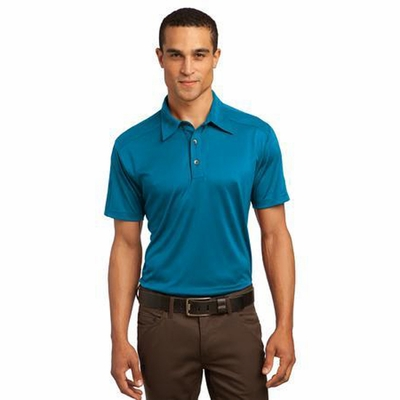 OGIO Men's Polo Shirt: Hybrid 3 Button Wicking Pique(OG109)