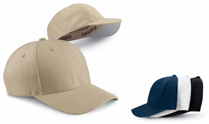 Yupoong Cap: Flexfit Cool & Dry Tricot (6572)