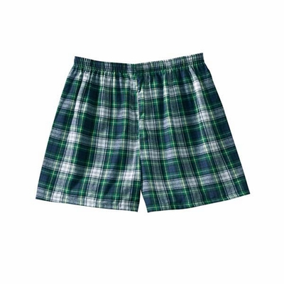 Robinson Apparel Men's Boxer Shorts: 100% Cotton Flannel (4970E)