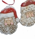Wooden Santa Claus Christmas Ornaments #14024