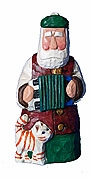 International Old World Santa Claus (Austria)
