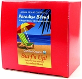 Aloha Breakfast Blend Organic Coffee Pods (36CT)