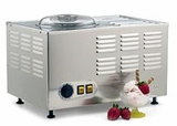 Lussino  POLA Ice Cream Maker, Stainless Steel