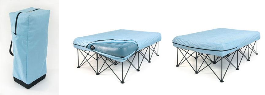 comfortable portable bed 3
