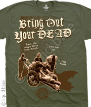 Monty Python Bring Out Your Dead T-shirt