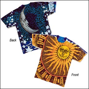 Sun Moon T-shirt - Sold out