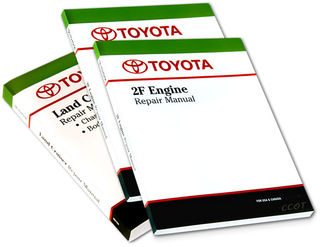 Manuals - TOYOTA