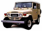 Pic / Info...FJ-40, 1983 a Daily Driver here at Cool Cruisers, Sold