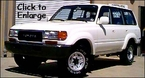 Pic / Info...FJ-80 Recently Sold  to Florida Doctor
