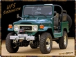 Lift Kit-FJ40-'80-'84