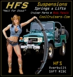 Springs HFS� FJ40/60/62