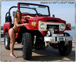 "CCOT's 2005 Calendar Vehicle & 4"" HFS  Lift System"
