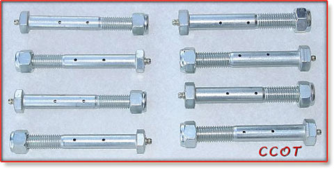Shackle Bolts Greasable