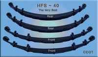 HFS™ FJ40 Springs