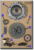Clutch Master Kit - FJ60 - 4/85-8/87 - 4 Spd