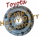 Clutch - Heavy Duty - 08/80-08/87 - Toyota