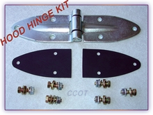 Hinge Kit ~ Hood ~ w/Gaskets and Bolts ~ FJ40/45 ~ 1 Hinge ~ TOYOTA