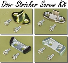 Door Striker Screw Kit - 8 ea - Stainless Steel