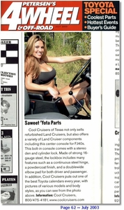 Petersen's 4-Wheel & Off-Road Magazine