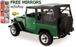 FREE ~ Mirrors with Soft Top Purchase