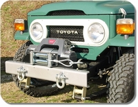 Bumper - HFS� - Shackled  -  No Winch Plate